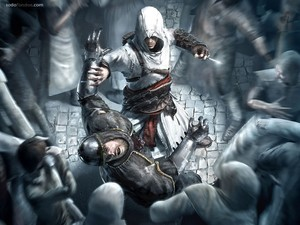 Assassin's Creed, death struggle