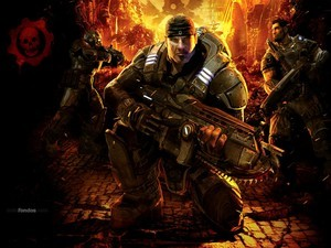 Gears of War Squad
