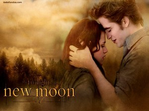Edward and Bella (New Moon, Twilight Saga)