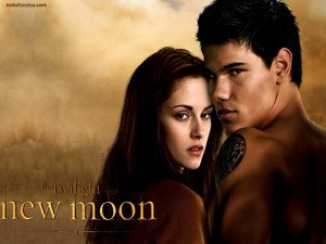 Jacob and Bella (New Moon, Twilight Saga)