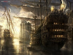 Ancient warships