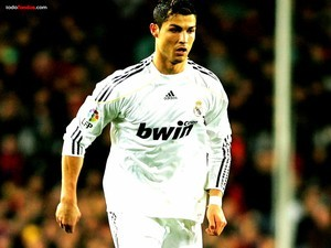 Cristiano Ronaldo (Real Madrid footballer)
