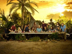 The last supper of Lost