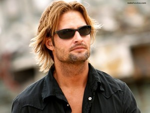 "James Ford, aka ""Sawyer"" (Josh Holloway)"