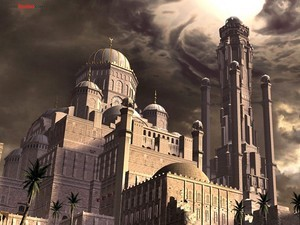 "Palace of ""Prince of Persia: The Sands of Time"""