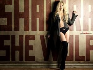 Shakira, She wolf