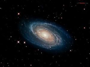 Messier 81 (NGC 3031 or Bode's Galaxy)