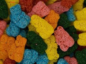Crunchy Gummy Bears