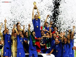 Italy, World Cup Champions 2006