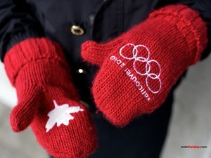 Gloves of Vancouver 2010