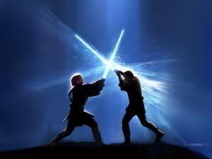 Lightsaber Combat