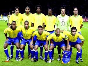 Brazil football team (2004)