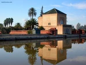 The Menara Gardens (Marrakech, Morocco)
