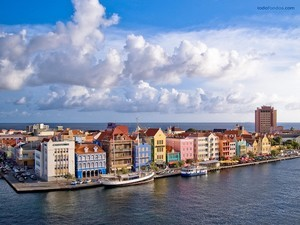 Curaçao (island in the southern Caribbean Sea)