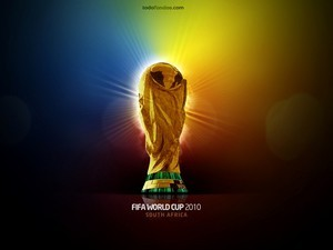 FIFA World Cup 2010 trophy (South Africa 2010)