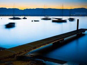 Lake Leman (Geneva, Switzerland)