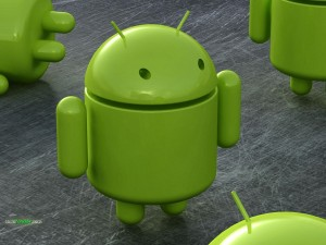 Google Android 3D