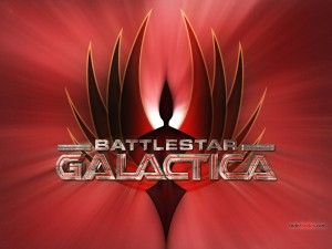 Shield of Battlestar Galactica