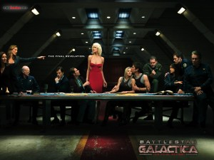 Battlestar Galactica: The Final Revelation