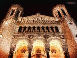 Notre-Dame Basilica Fourvière, Lyon