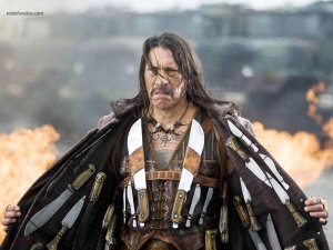 "Danny Trejo in ""Machete"", by Robert Rodriguez"