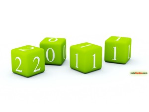 Dice for the year 2011
