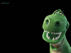 Rex, in Toy Story 3
