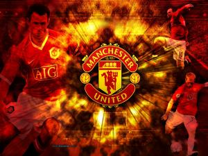 Manchester United, an explosive team