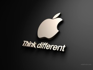 "Apple ""Think Different"""