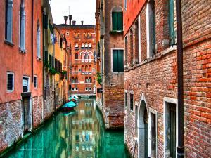 Venetian Streets