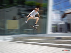 Skate high