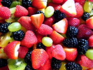 Fruit varied