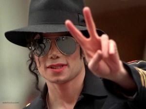 Michael Jackson greeting