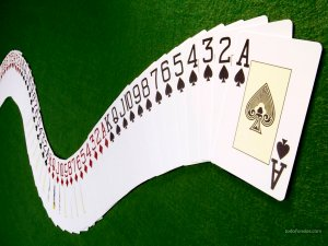 Poker deck extended