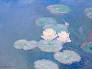 Water Lilies (Claude Monet)