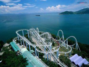 Roller Coaster (in Hong Kong)