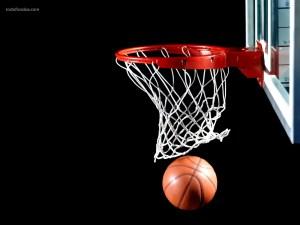 Score a basket
