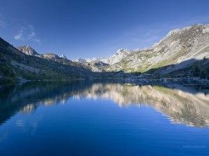 Lake Sabrina (Bishop, California)