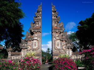 Monument in Bali (Indonesia)