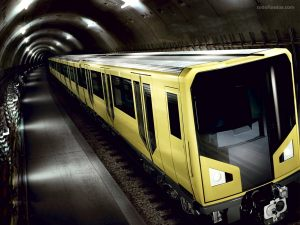 Modern subway