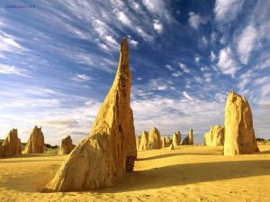 The Pinnacles (Nambung National Park, Western Australia)