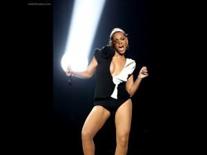 Beyoncé in concert