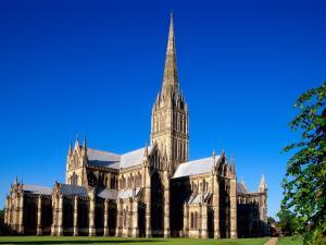 Salisbury Cathedral (England)