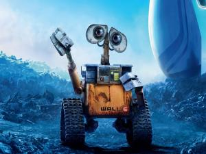 WALL-E greets you