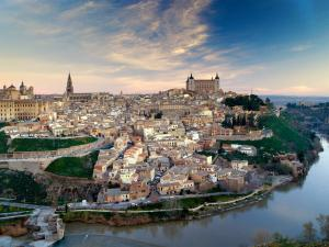 The city of Toledo (Spain)