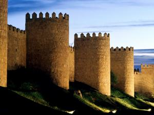 The Wall of Ávila