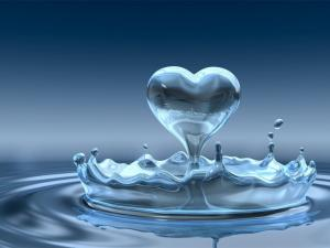 Heart of water