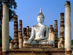 Ruins of Sukhothai (Thailand)