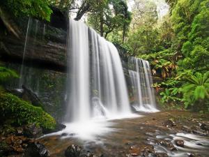 Russell Falls (Tasmania, Australia)