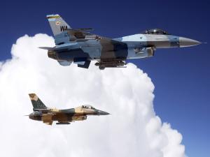 Pair of F-16